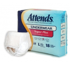 Image for Attends Protective Underwear