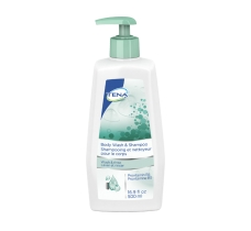 Image for TENA Body Wash and Shampoo