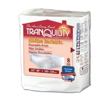 Image for Tranquility Hi-Rise Bariatric Briefs